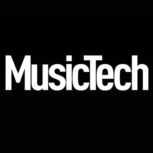 MusicTech's logotype