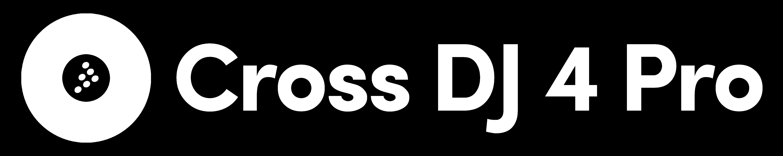 Cross DJ 4 Pro's logotype