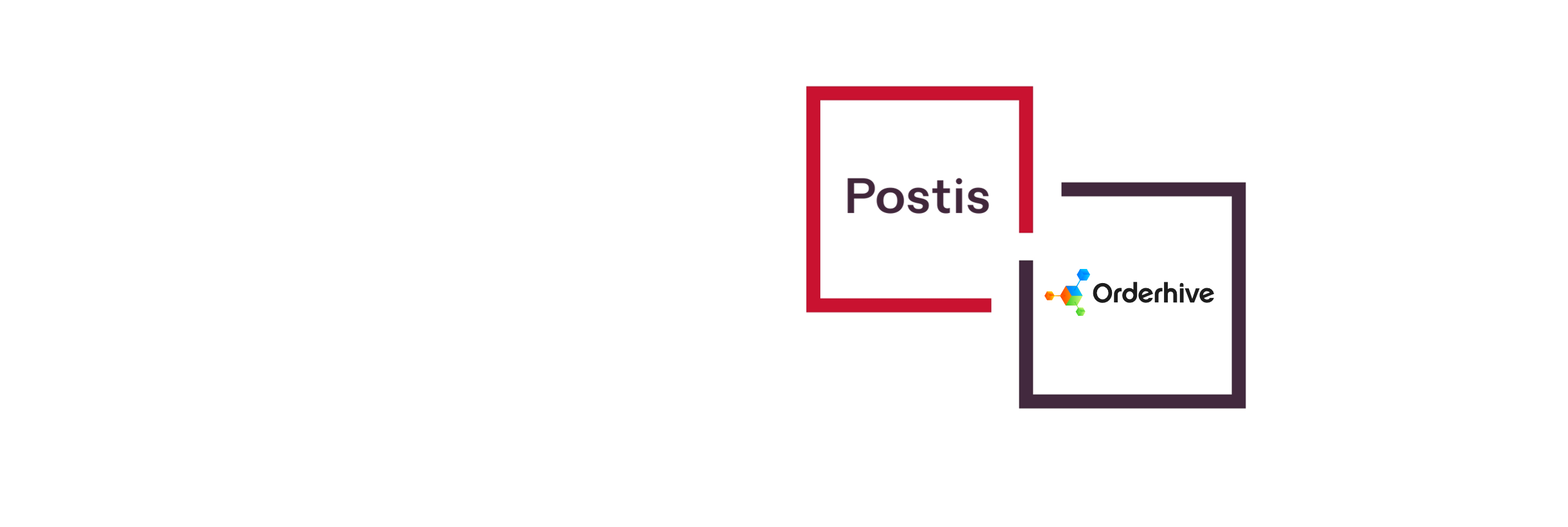 Parteneriat Postis - Orderhive