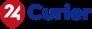 24 curier logo