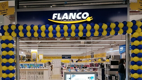 falco store entrance