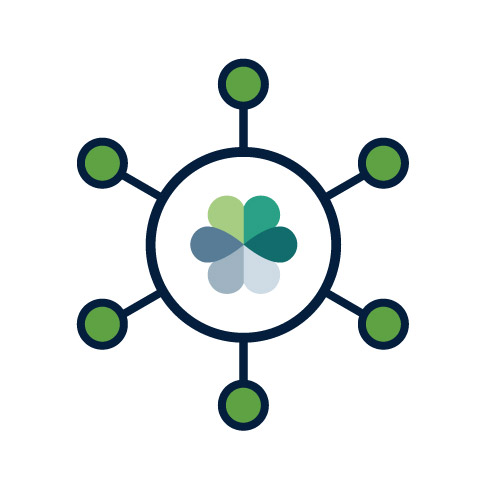 six clovers product rapid icon