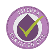 doTERRA certified site seal of trust