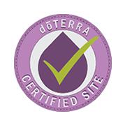 doTERRA certified site seal of trust