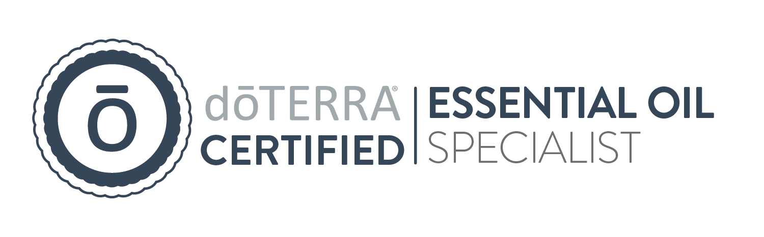 doTERRA Certified Essential Oil Specialist seal
