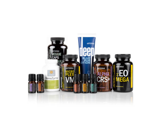 doTERRA supplements and essential oils for wellness
