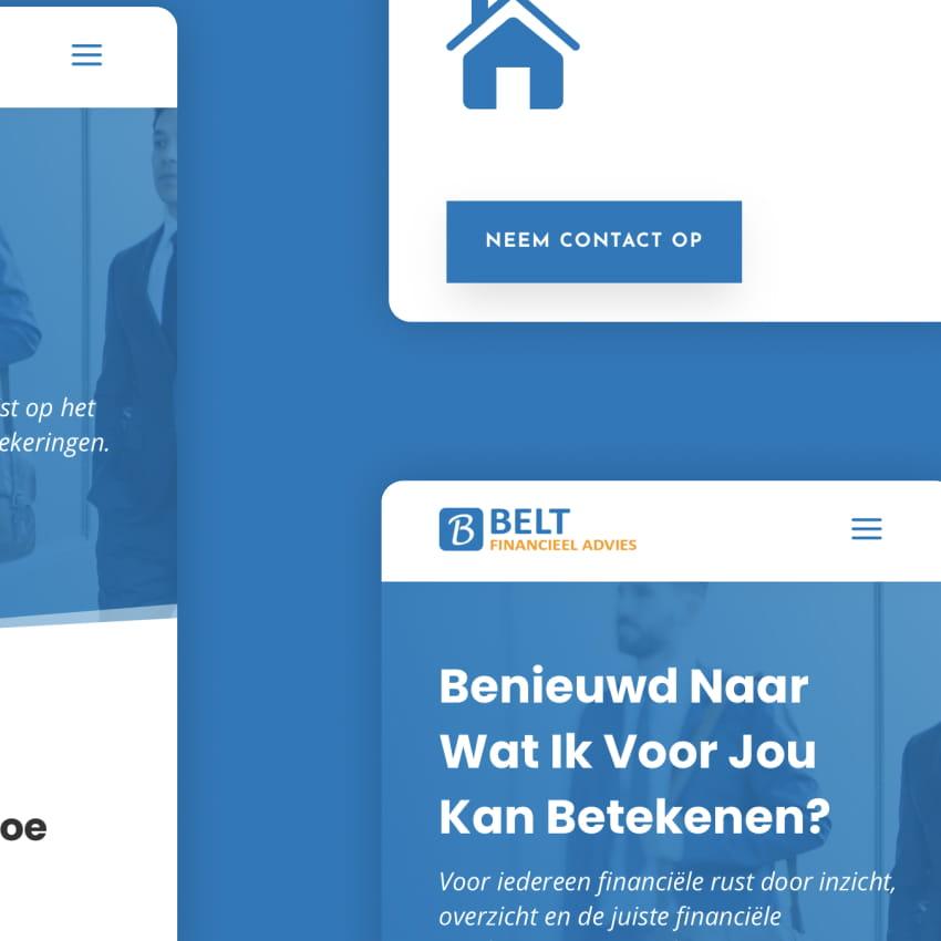 Website   Financieel Adviseur