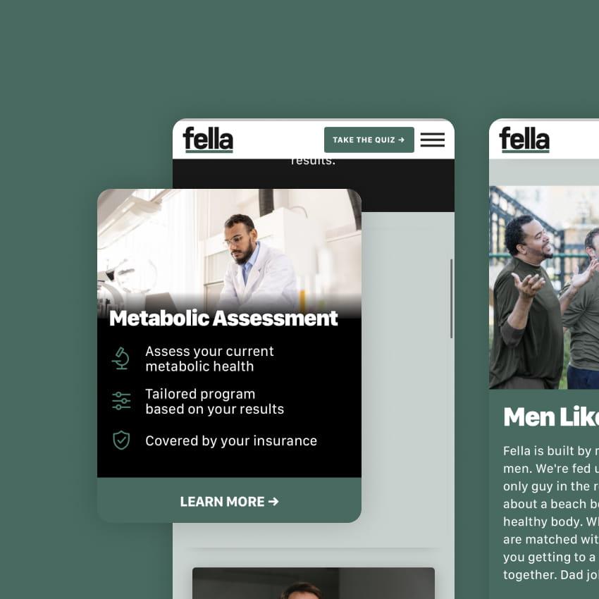 Join Fella   Web Development