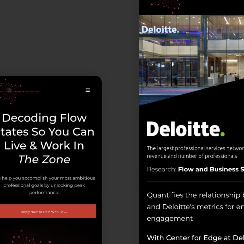 Design en Development | Flow Research Collective