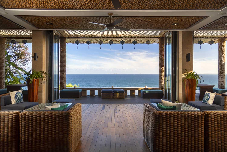 viewsa from the bar at nha trang at mia nha trang resort - photo by Halo Digital Media - Nha trang  - hotel hotographer