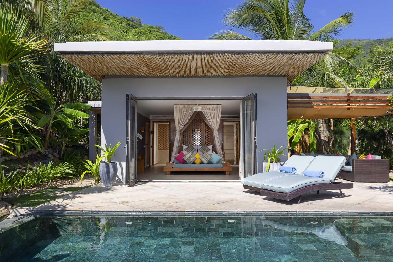 pool villa at mia nha trang resort - photo by Halo Digital Media - Nha trang  - hotel hotographer