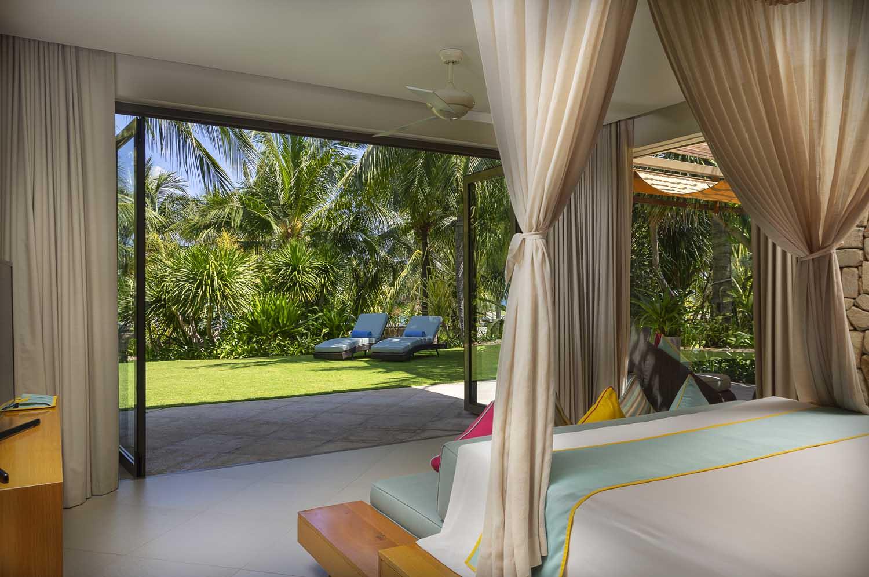 Mia resort Villa - shot Halo Digital Media - hotel photography - nha trang
