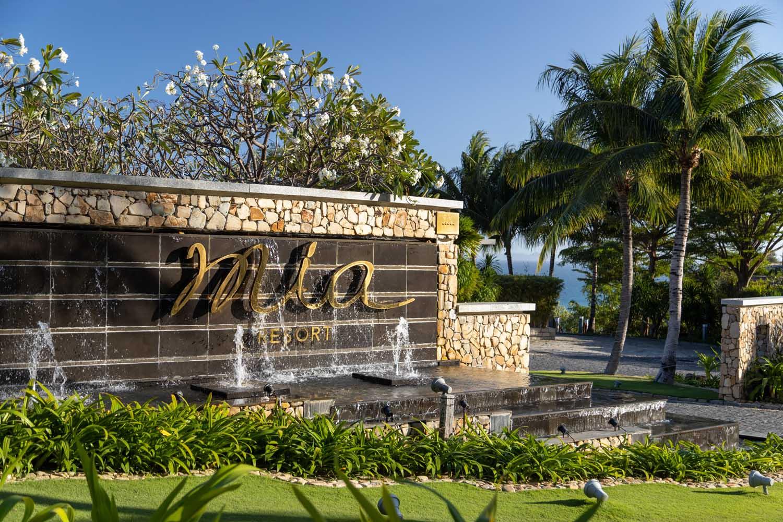 entrance mia nha trang resort - photo by Halo Digital Media - Nha trang  - hotel hotographer