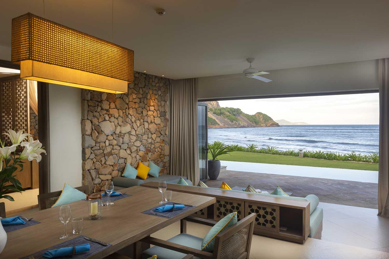 view from the villa at Mia Nha Trang - photo by Halo Digital Media nha trang