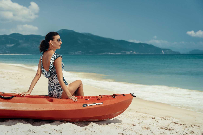 Duyen Ha resort Cam Ranh Beach recreation photo by Halo Digital Media