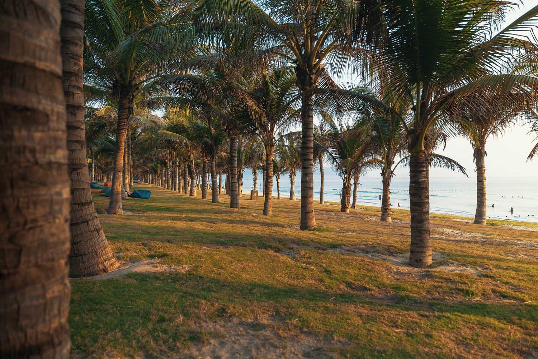 Duyen Ha resort Cam Ranh Beach cocktail beach views by Halo Digital Media - Vietnam hotel Photography