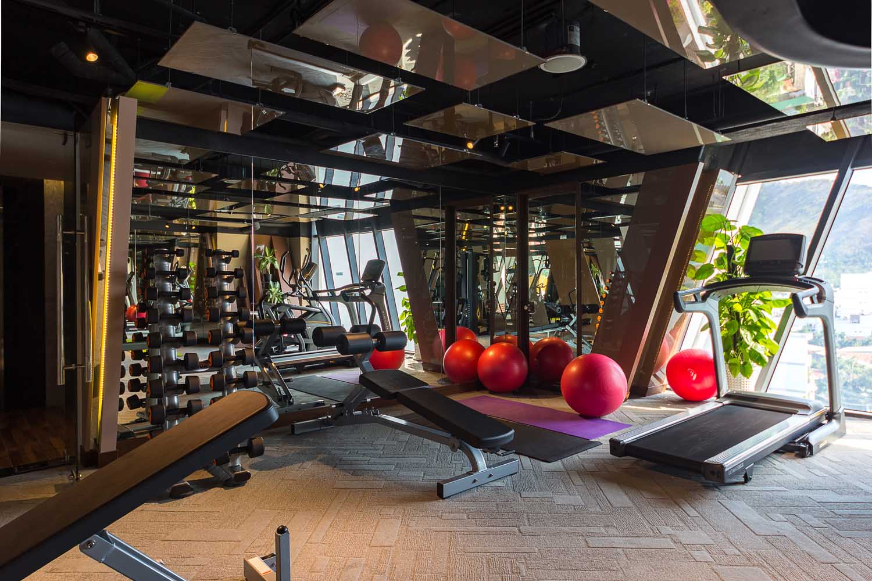 gym Royal Boton Blue Hotel & Spa - Photos by Halo Digital media - Hotel & Resort Photography - Vietnam - Nha Trang