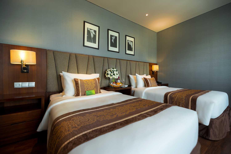 rooms at Royal Boton Blue Hotel & Spa - Photos by Halo Digital media - Hotel & Resort Photography - Vietnam - Nha Trang