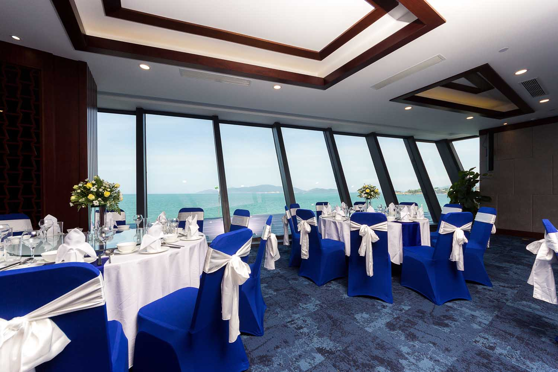 Restaurant Royal Boton Blue Hotel & Spa - Photos by Halo Digital media - Hotel & Resort Photography - Vietnam - Nha Trang