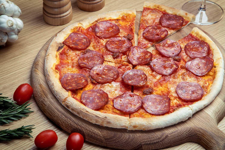 Pizza Italiano Pizza Alma resort Cam Ranh - Photos by Halo Digital Media - Food & Hotel Photography- Vietnam