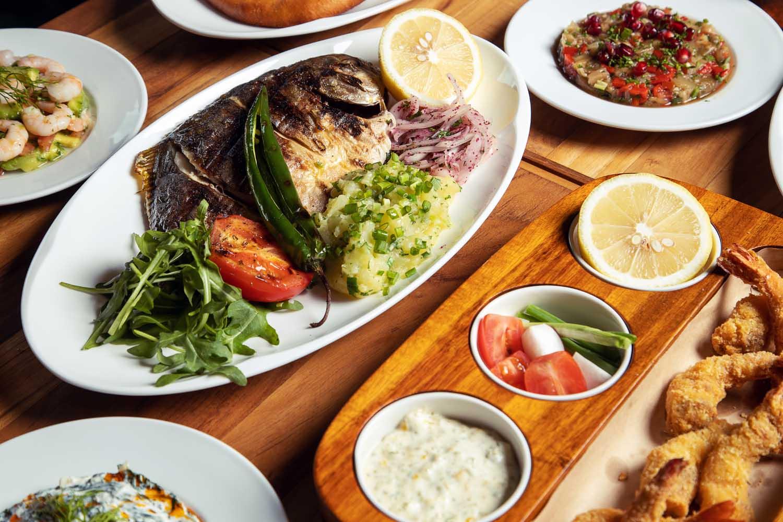 Fish at Atlantis Restaurant Pizza Alma resort Cam Ranh - Photos by Halo Digital Media - Food & Hotel Photography- Vietnam
