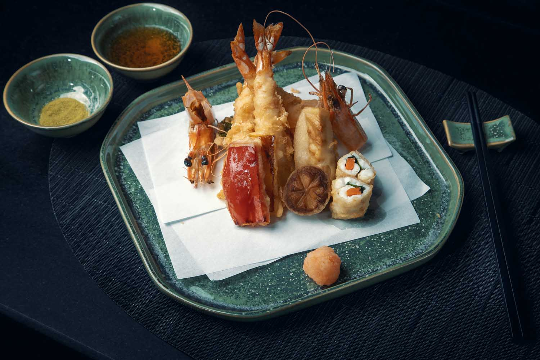 Shrimp at Asiana Restaurant Pizza Alma resort Cam Ranh - Photos by Halo Digital Media - Food & Hotel Photography- Vietnam