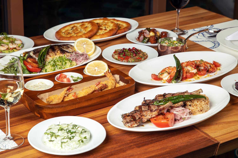 A feast at Pizza Alma resort Cam Ranh - Photos by Halo Digital Media - Food & Hotel Photography- Vietnam