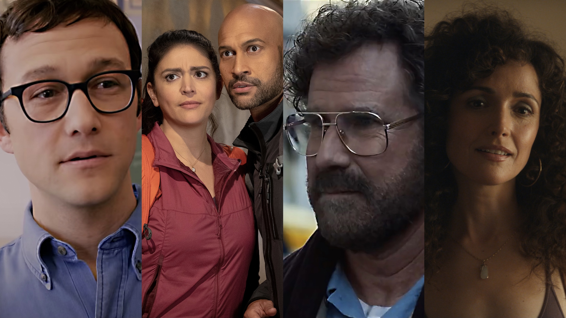 Joseph Gordon-Levitt, Cecily Strong, Keegan-Michael Key, Will Ferrell, Rose Byrne