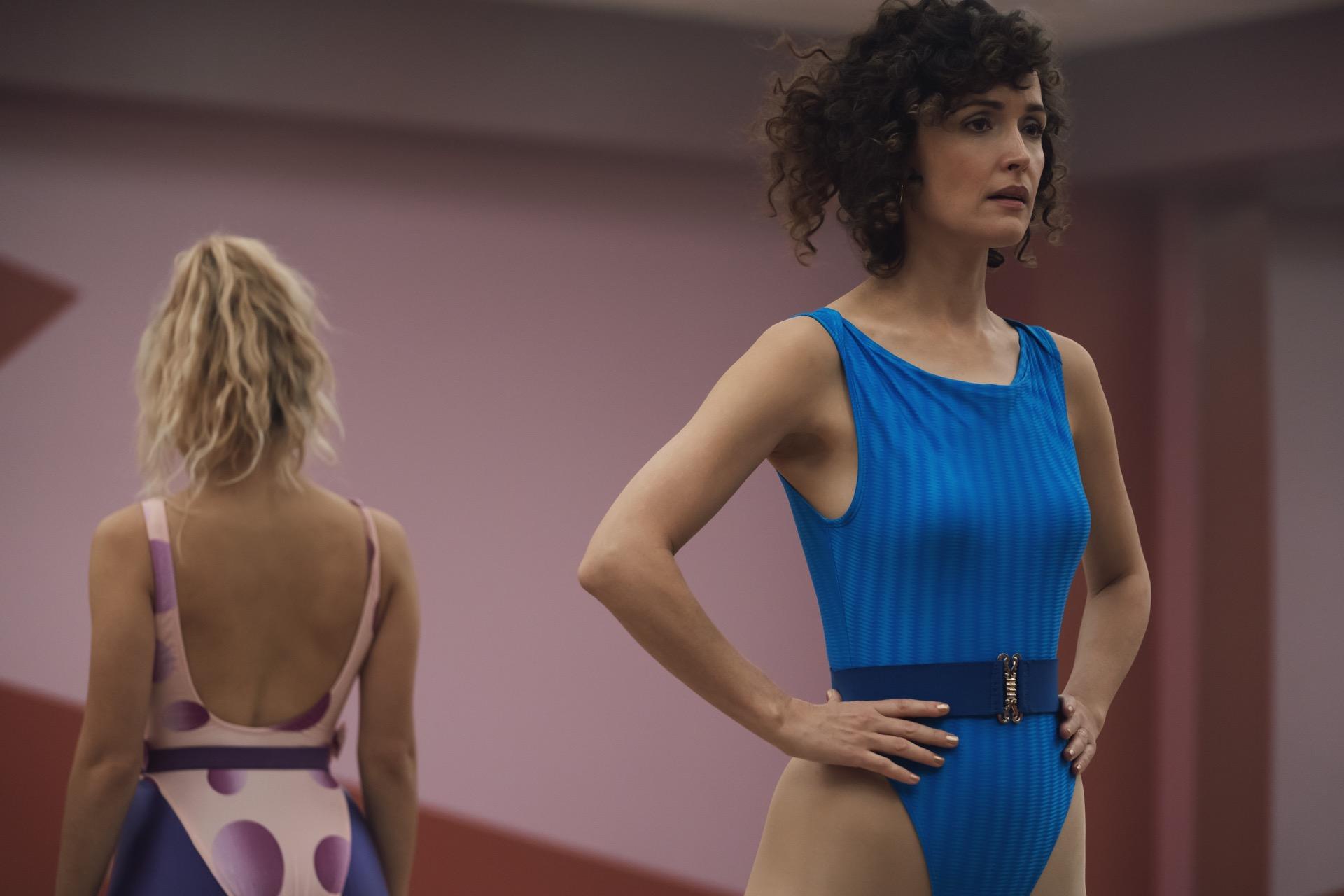 Rose Byrne as Sheila Rubin in Physical
