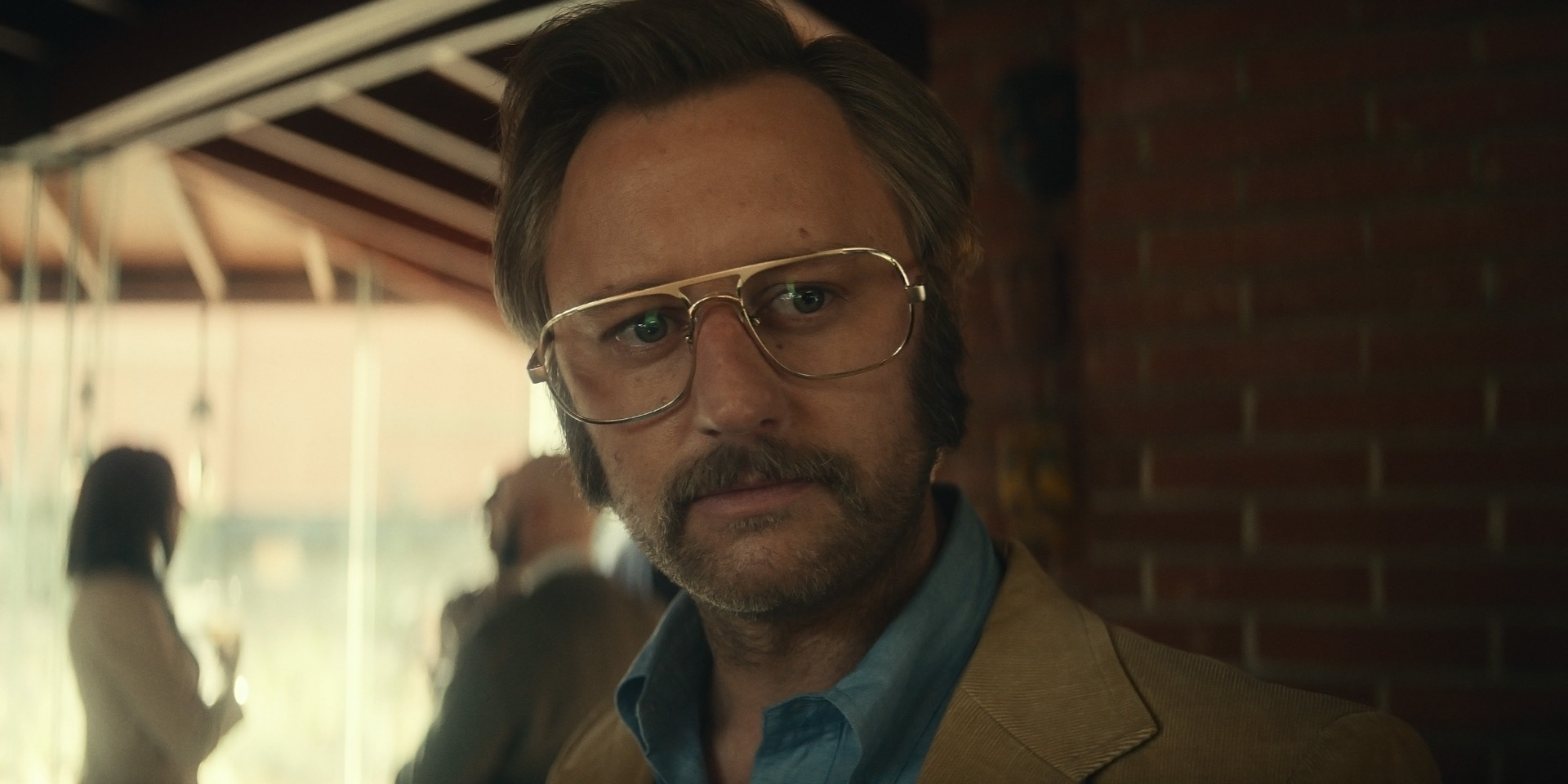 Rory Scovel as Danny Rubin in Physical