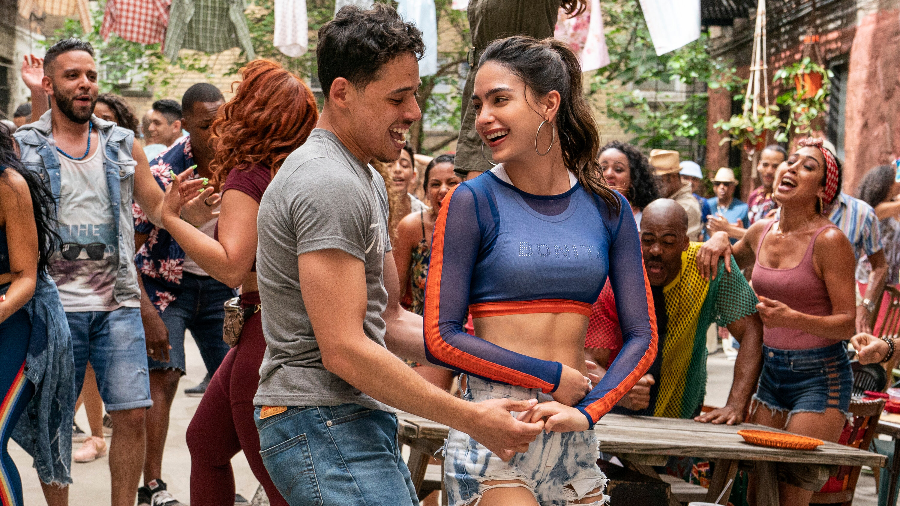 In the Heights' Review: In Dreams Begin Responsibilities - The New York  Times
