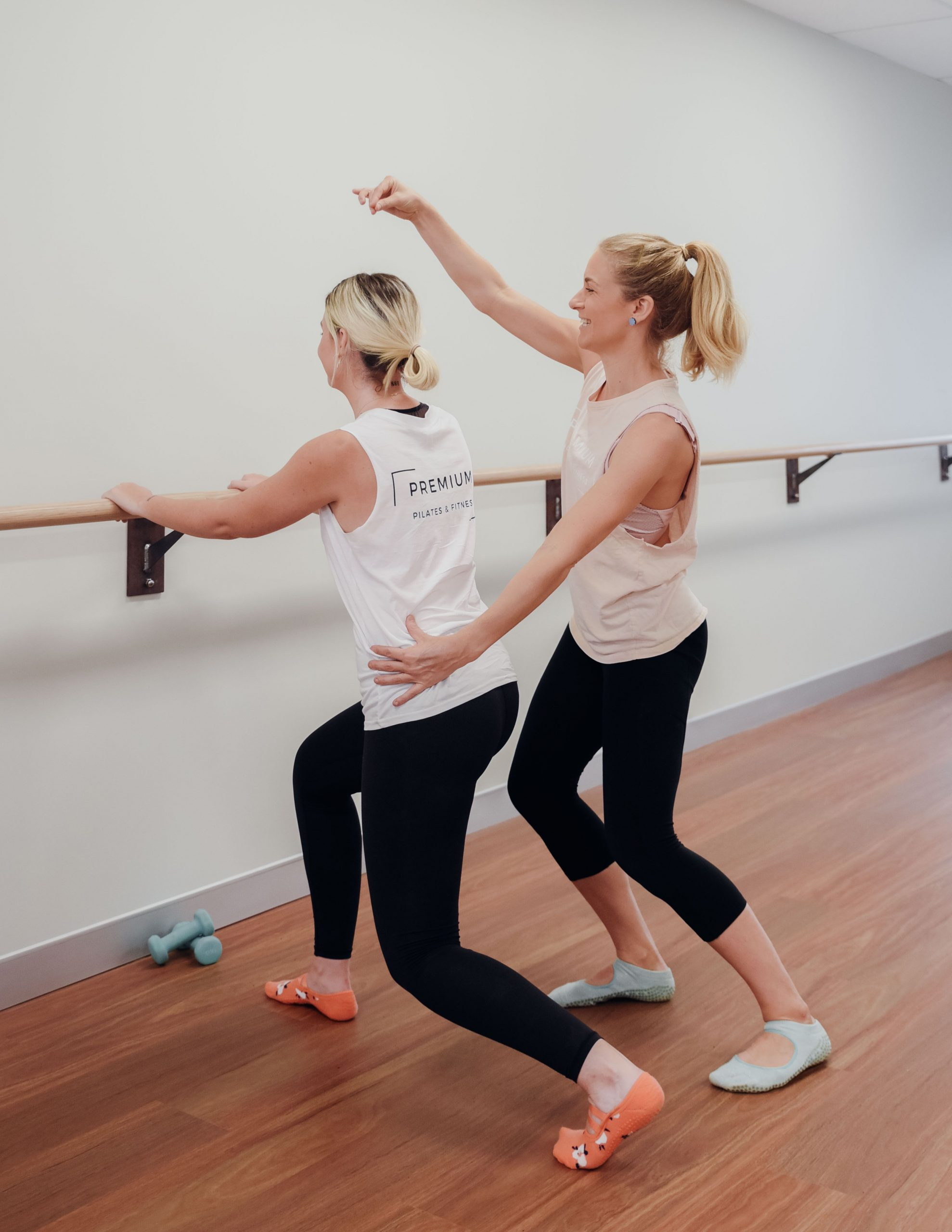 Pilates improves posture by lengthening the spine