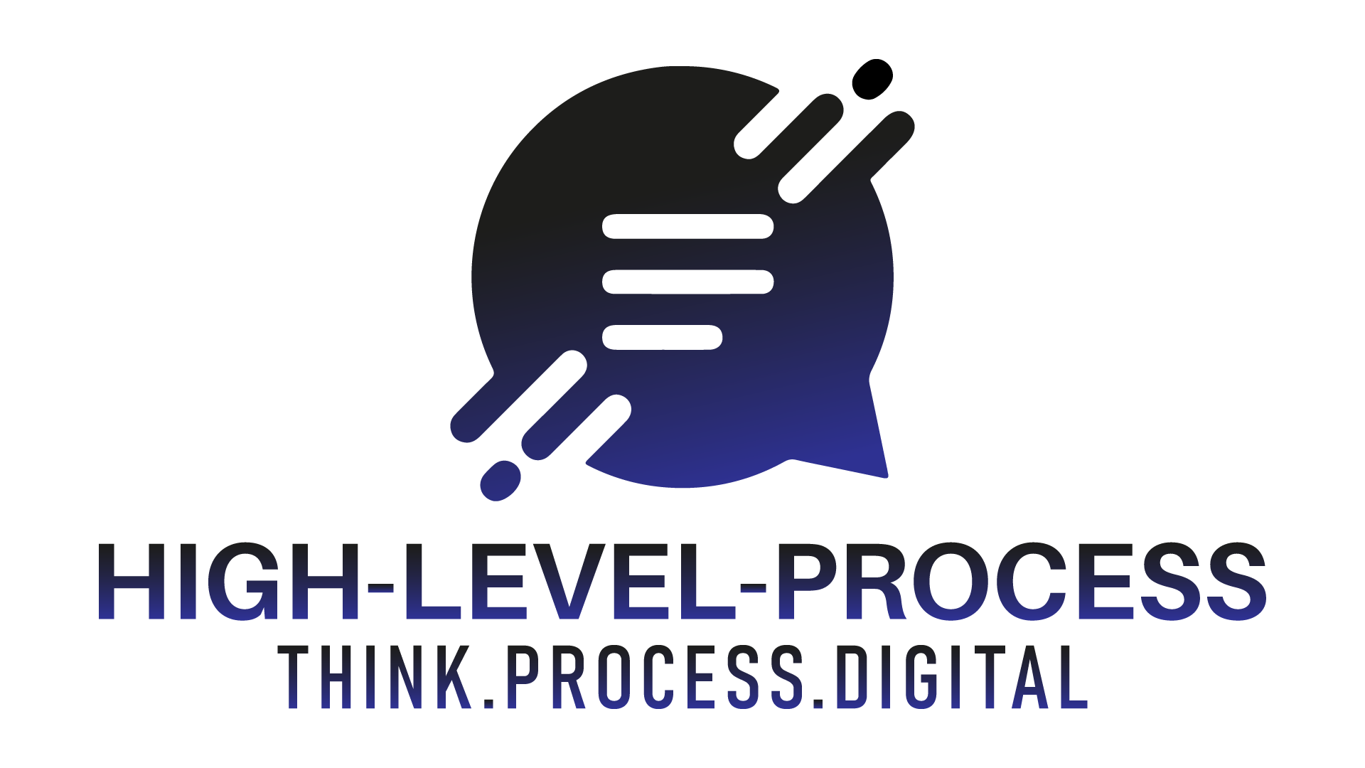 Logo of the company High Level Process
