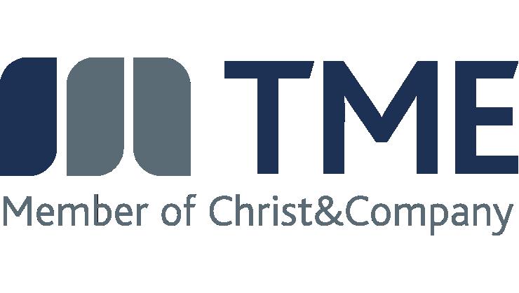Logo of company TME AG