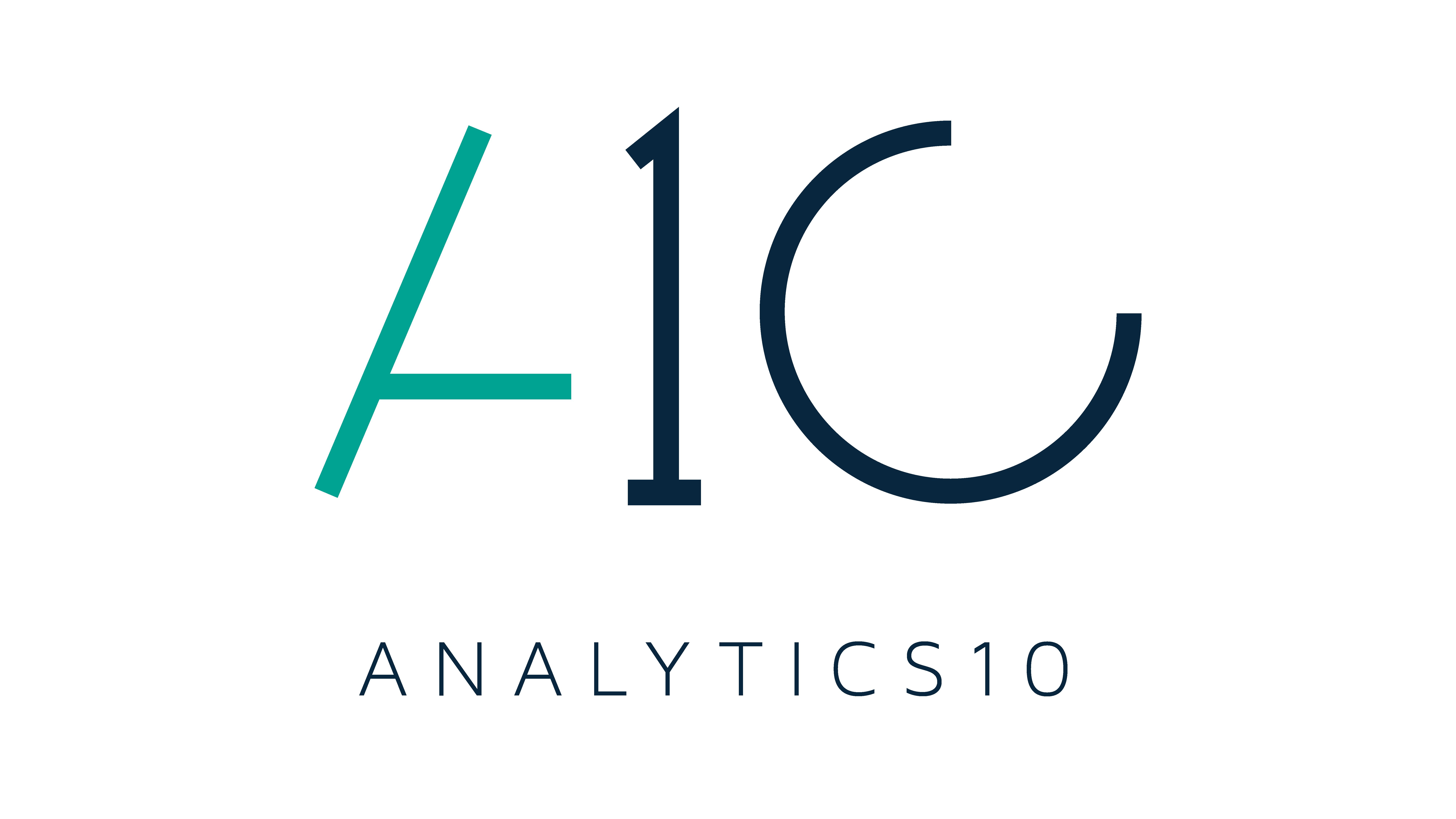 Logo of company A10.