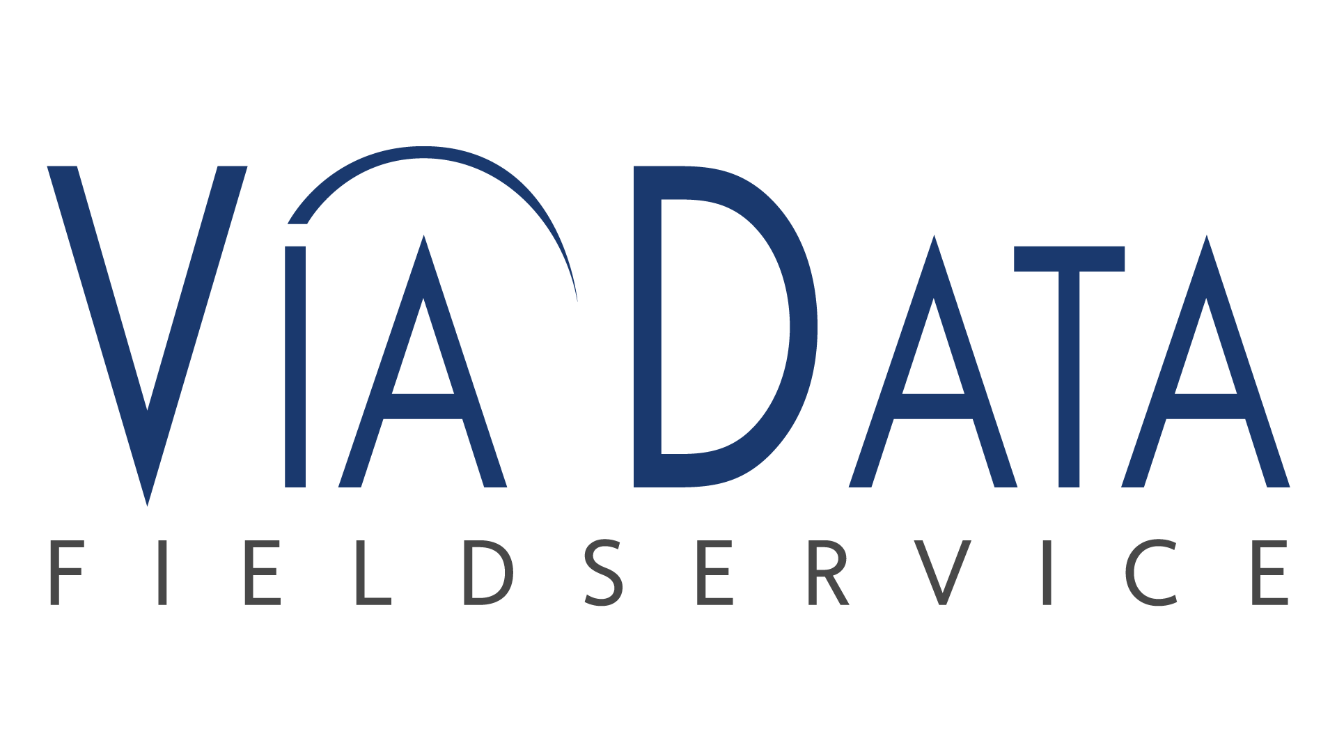Logo of company ViaData Fieldservices.
