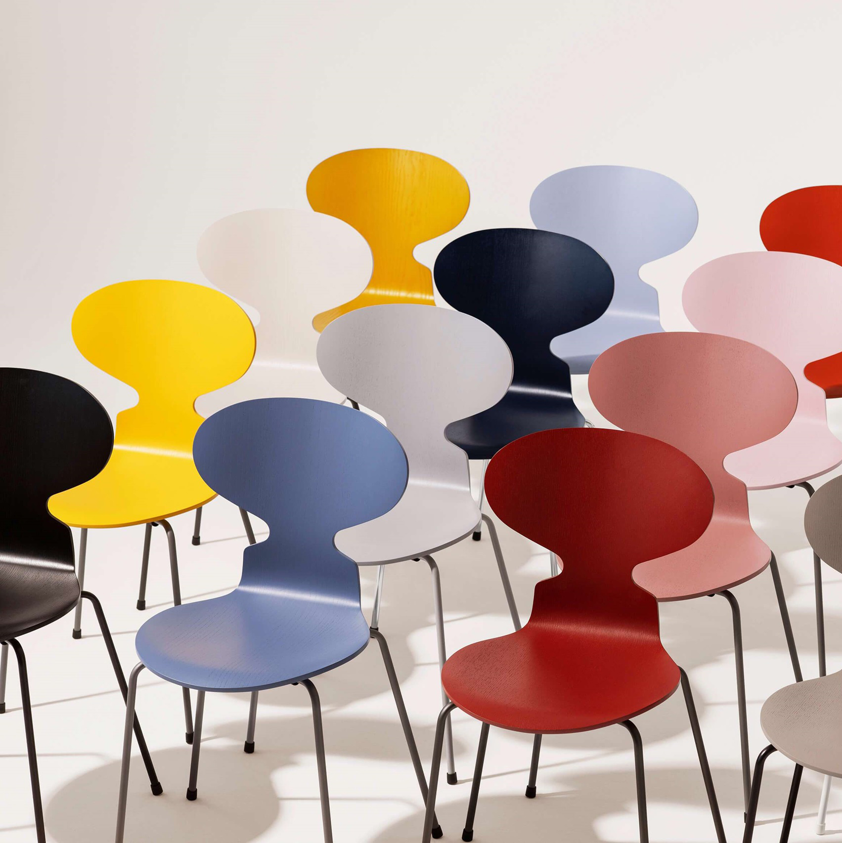 ANT™ Stuhl in 16 neuen Farben