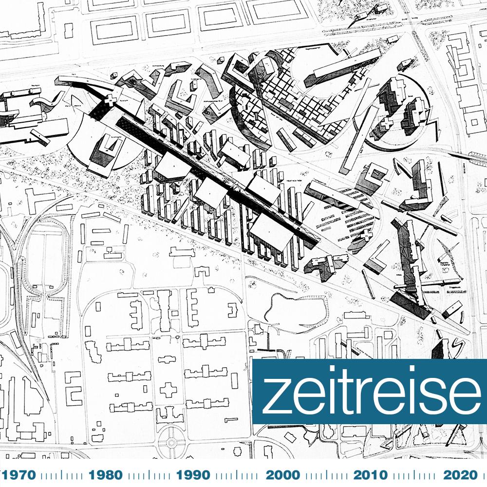 Landsberger Allee/Rhinstraße, Berlin | 1995