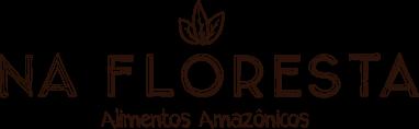 NA FLORESTA Alimentos Amazonicos のロゴ