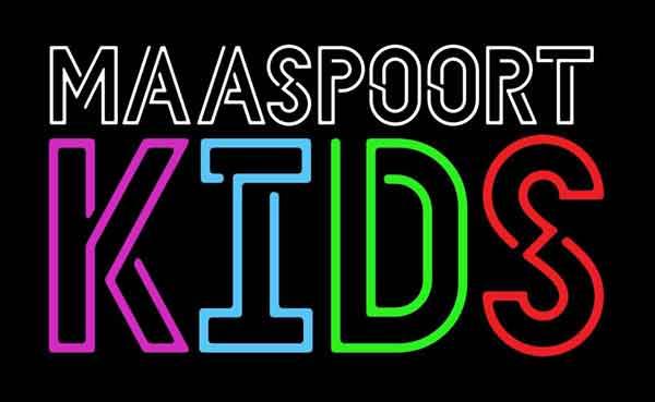 logo Maaspoort Kids