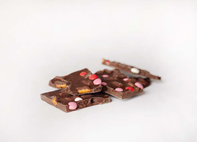 Chocolate bark.