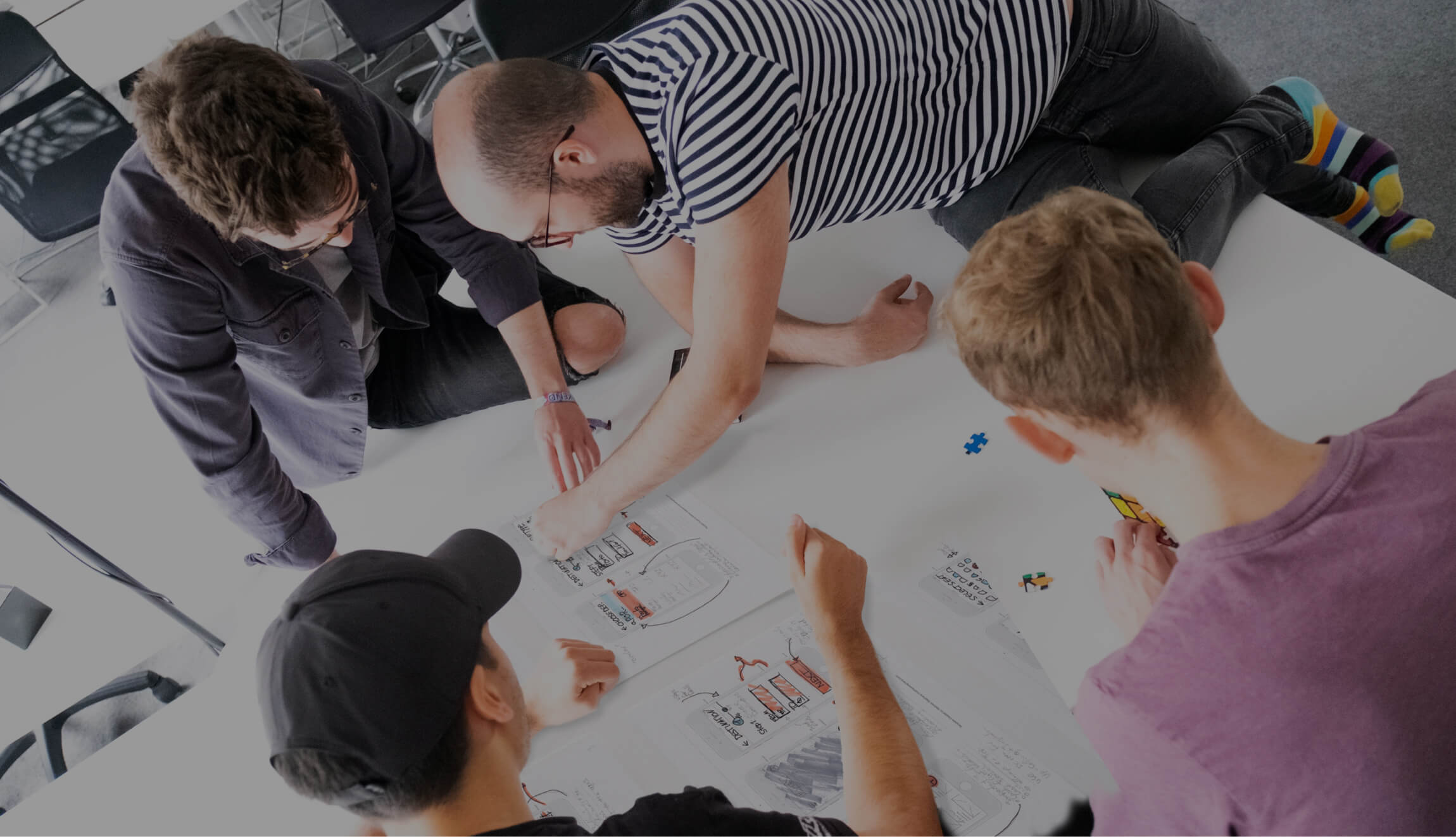 Click to see what our Design Sprints entail.
