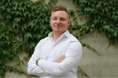 Sandro Schwabe - Vertriebsleiter von Streusalzalternative