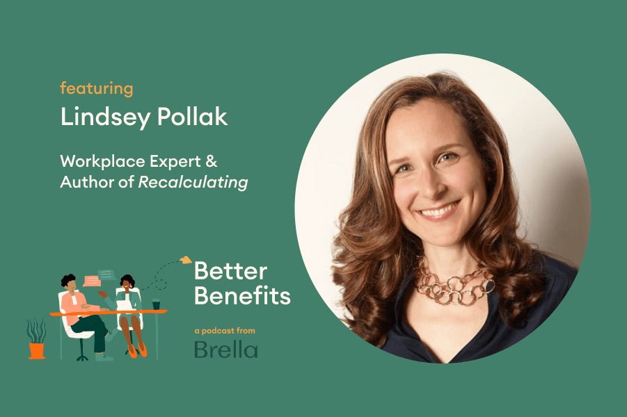 Lindsey Pollak on the Better Benefits Podcast