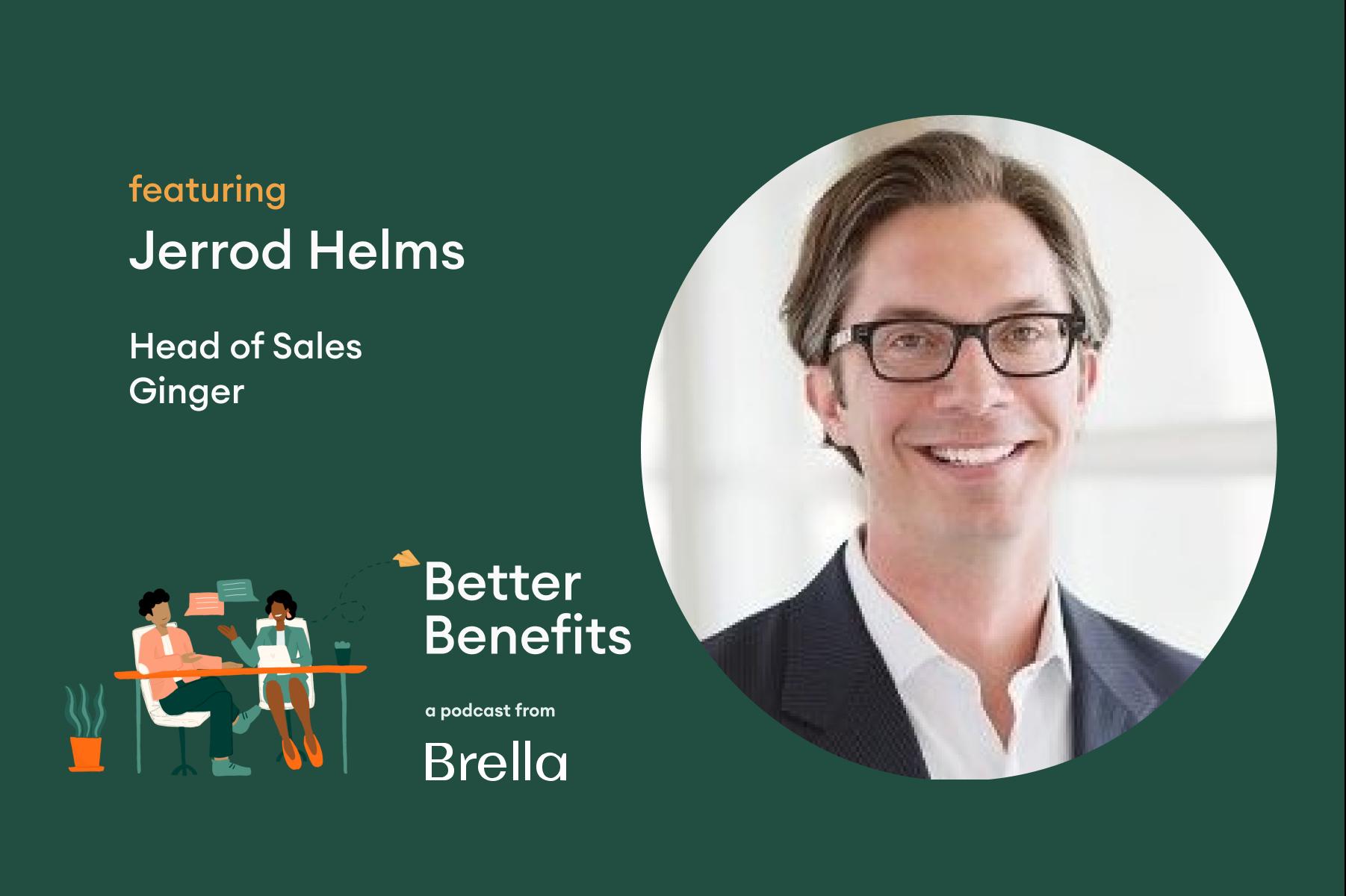 Better Mental Health Benefits | Brella