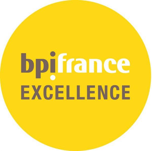 entreprise récompensée par le trophée BPI France Excellence