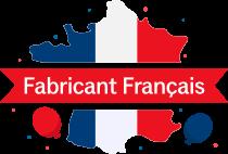 fabricant français à 100%