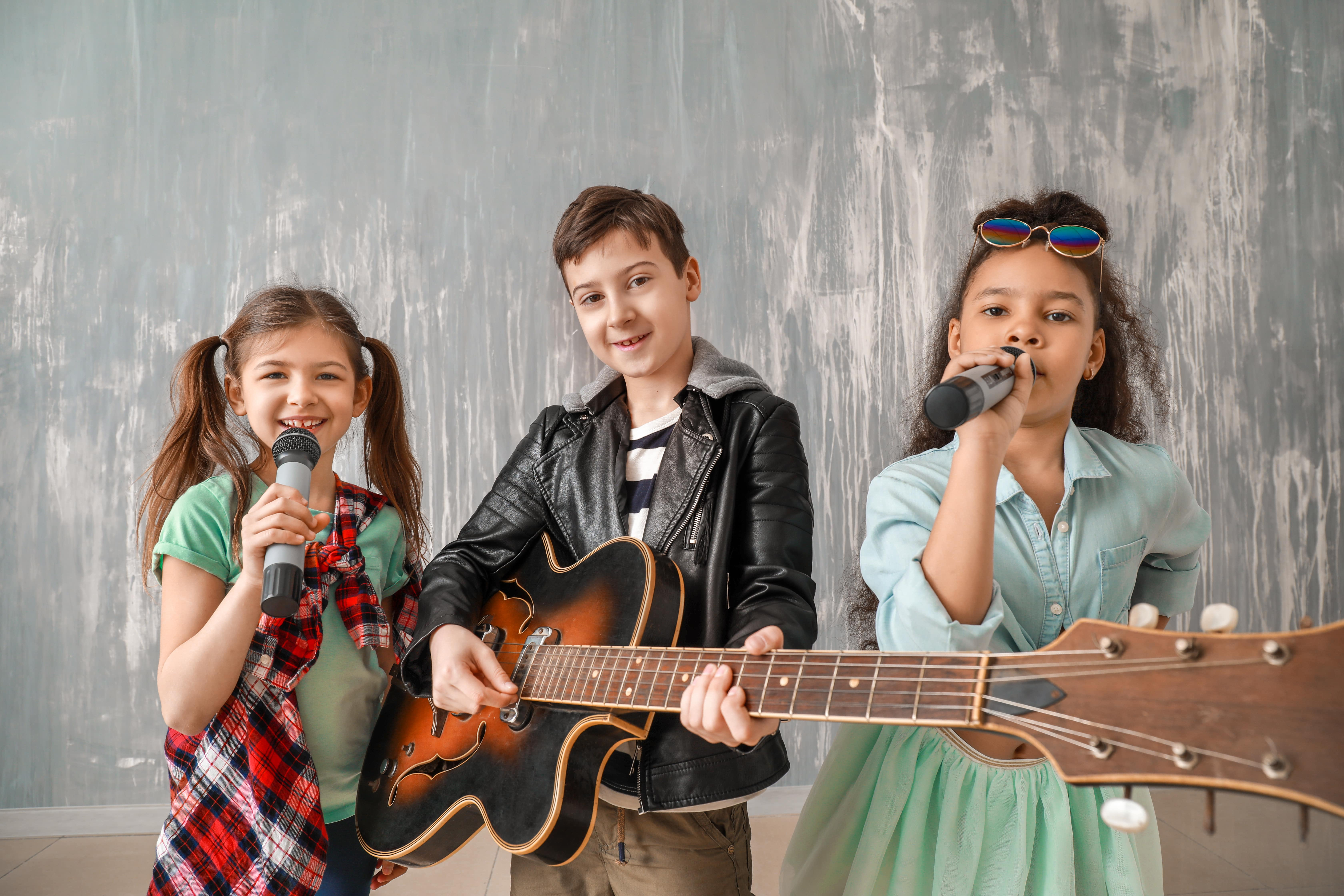 rock bands for kids and adults near me in oakhurst nj