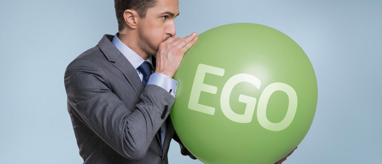 Comment gérer un ego surdimensionné