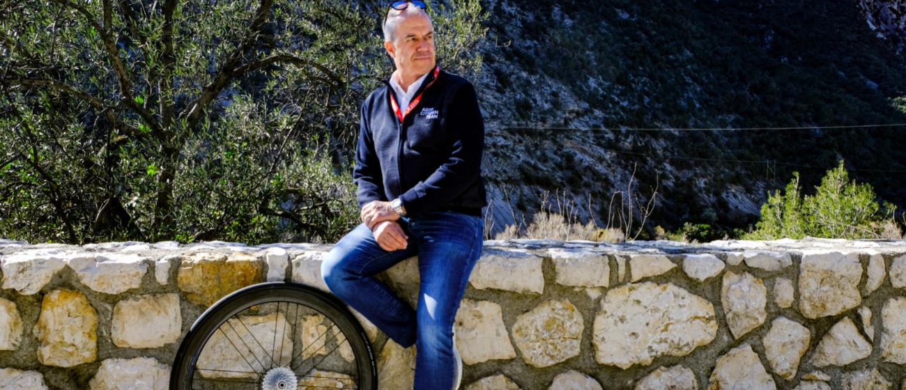 Vincent Lavenu (team manager Citroën AG2R) nous livre ses conseils de motivation